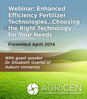 Enhanced Efficiency Fertilizer Technologies
