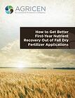 Fall Dry Fertilizer Booklet