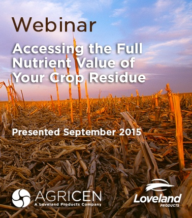 Accessing the Full Nutrient Value of Your Crop Residue