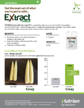 Sidedress Corn Study