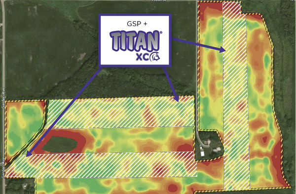 Titan XC Corn Yield Blog Image