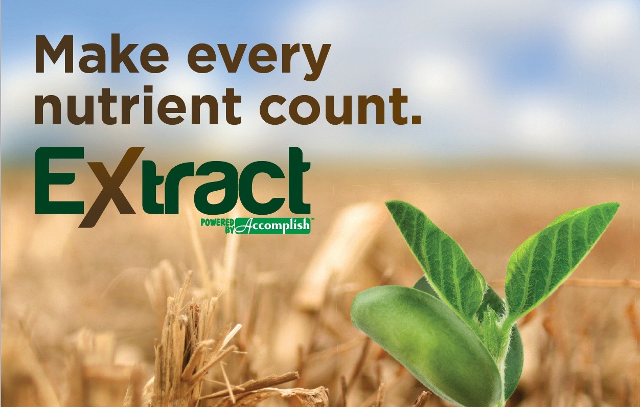 extract every nutrient counts