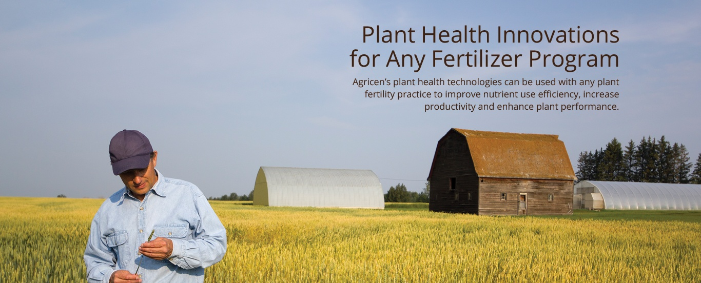 Plant Health Innovations for Any Fertilizer Program