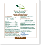 NutriLife_label